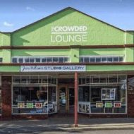 The Crowded Lounge